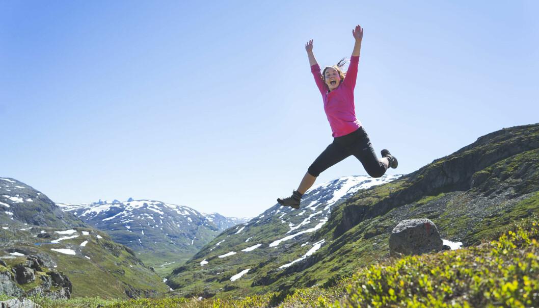 Klar for norgesferie i sommer.
