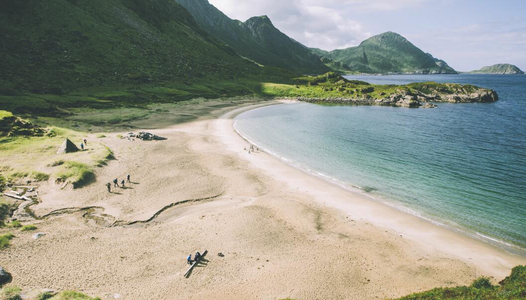 DNT ønsker å legge til rette for mer merking av stier langs kysten, og sikre allmennheten fri adgang til denne rike, allsidige delen av norsk natur.