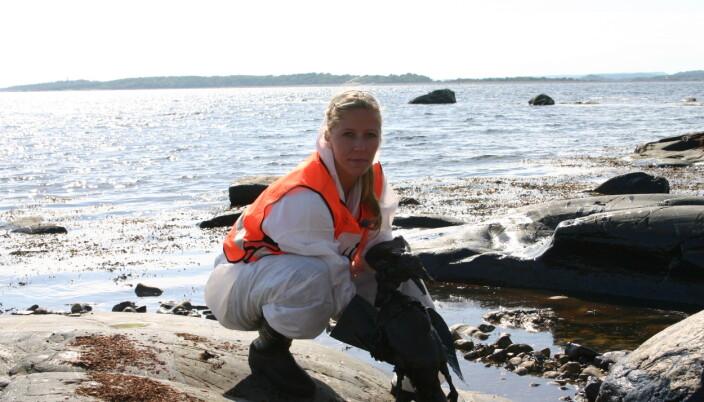 """<span class="""" italic"""" data-lab-italic_desktop=""""italic"""">Nina Jensen er opptatt av en levende kyst, og ber alle være oppmerksomhet på forurensning som kan skade dyr- og planteliv.</span>"""
