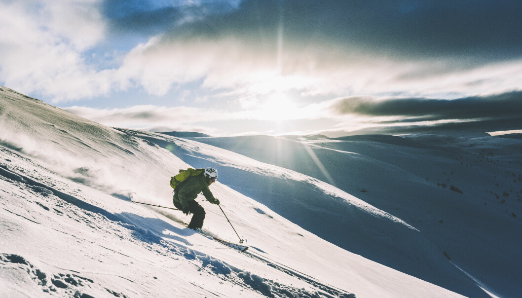 UTLEIE: Haukeliseter fjellstue tilbyr en komplett fjellskipakke.
